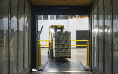 Preventing hazards in loading docks